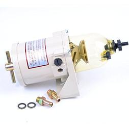 500FG 500MP 500FH Diesel Fuel Filter Water Separator Flow Ra