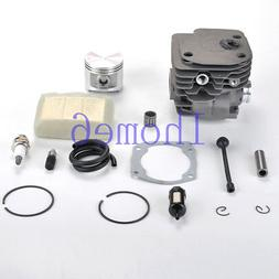 50MM Cylinder piston Air Fuel filter kit for Husqvarna 372XP