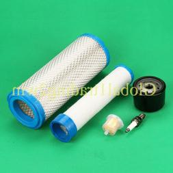 Air Fuel Oil Filter Kit For Toro Z Master 200 series mid mou