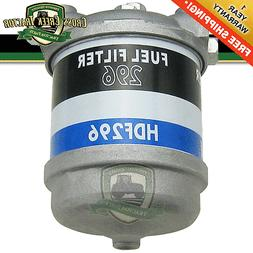 C5NE9165C NEW Ford Tractor Fuel Filter Assy, Single For 2000