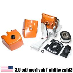 Fuel Gas Tank Rear Handle Air Filter Cover Shroud for Stihl