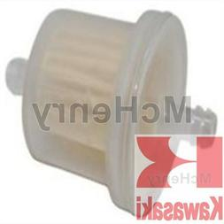Genuine  OEM  Kawasaki  FILTER-FUEL    Part#
