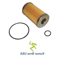 New Kubota Fuel Filter with O-Rings MX4700 MX5000 MX5100