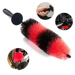 TAKAVU Master Wheel Brush, Easy Reach Wheel and Rim Detailin