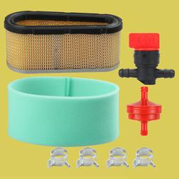 Air filter Fuel filter kit for Briggs & Stratton 493909 2724