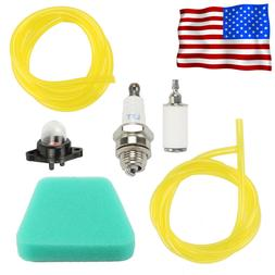 Air Filter Fuel Line Kit Fits Poulan Craftsman Chainsaw Part