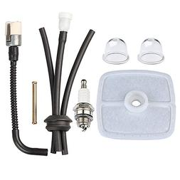 HIPA Air Filter Fuel Line Tune Up Kit for ECHO Blower PB200
