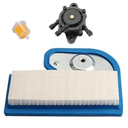 Harbot 11013-7002 Air Filter with 49040-7001 Fuel Pump Fuel