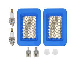 Air Filter Spark Plug Fuel Repower Tune-Up Kit For Echo Back
