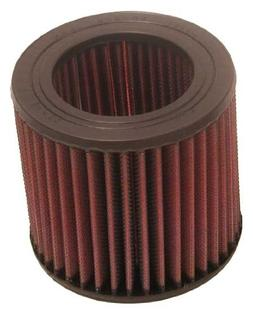 K&N BM-0200 BMW High Performance Replacement Air Filter