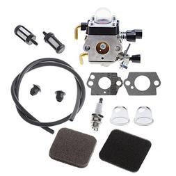 HIPA C1q-S97 Carburetor with Fuel Repower Kit Air Filter for