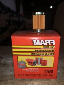 cg11 fuel filter new in box