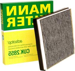 Mann-Filter CUK 2855 Cabin Filter With Activated Charcoal fo
