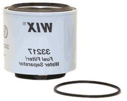 WIX Filters - 33217 Heavy Duty Spin On Fuel Water Separator,
