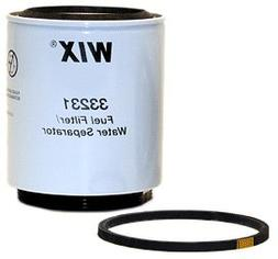 WIX Filters - 33231 Heavy Duty Spin On Fuel Water Separator,