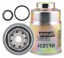 Fuel Filter, 5-7/16 x 3-9/16 x 5-7/16 In