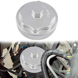 Fuel Filter Housing Cap Cover For Dodge Ram 2500 3500 4500 5