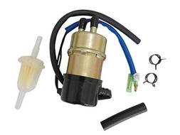 Fuel Pump With Filter For Kawasaki Mule 2500 2510 3000 3010