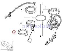 BMW Genuine Engine Gas Preparation Fuel Tank Adapter 525i 52