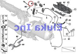 BMW Genuine Fuel Injection Differential Pressure Sensor X5 3