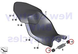 BMW Genuine Motorcycle Bench Seat Fuel Tank Bump Stop R1100G