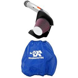 K&N 69-3528TS Performance Air Intake System with Blue Air Fi