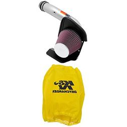 K&N 69-3528TS Performance Air Intake System with Yellow Air