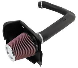 K&N Performance Air Intake Kit 57-1564 with Lifetime Red Oil