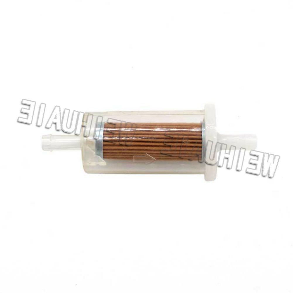 3× 1/4'' Fuel Filter For Briggs Stratton 845125 Replace 691035