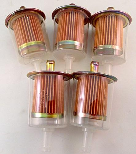 3 8 universal inline gas fuel filters