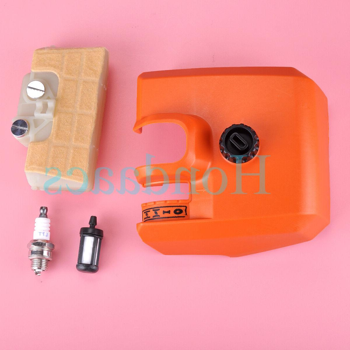 AIR FILTER COVER FUEL FILTER ASSY FOR STIHL 029 039 MS290 MS