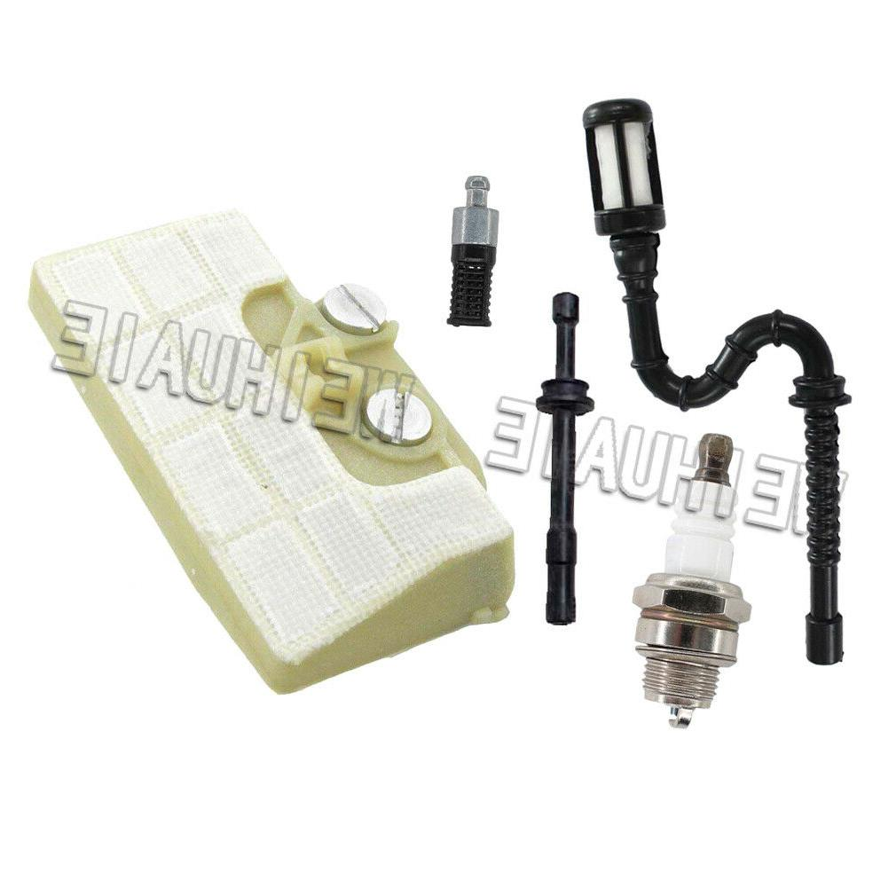 Air Filter Gas Fuel Line Oil Filter For Stihl 029 031 039 MS