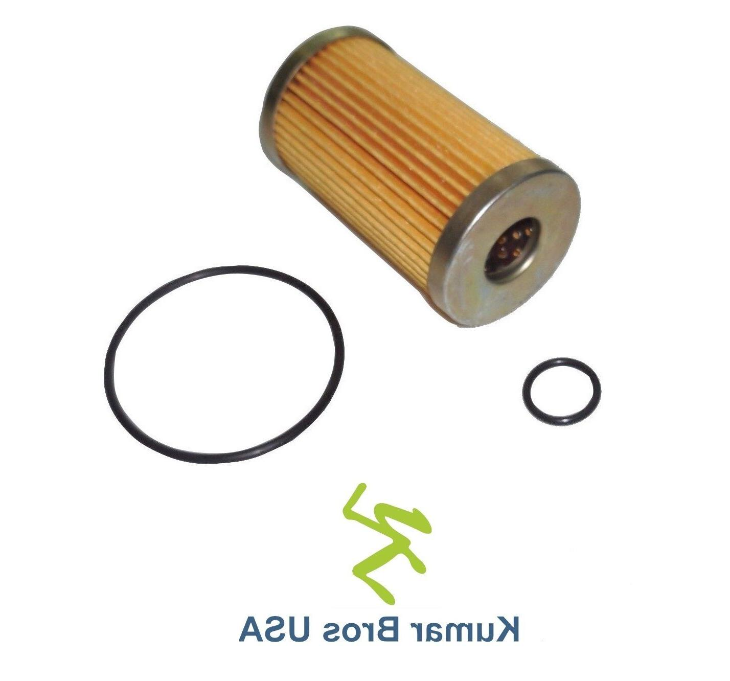 New Kubota Fuel Filter With O-Rings MX4700 MX5000