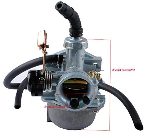How To Replace Carb Chinese Made Taotao 110 Atv Manual Guide