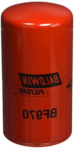 Baldwin BF970 Heavy Duty Diesel Fuel Spin-On Filter
