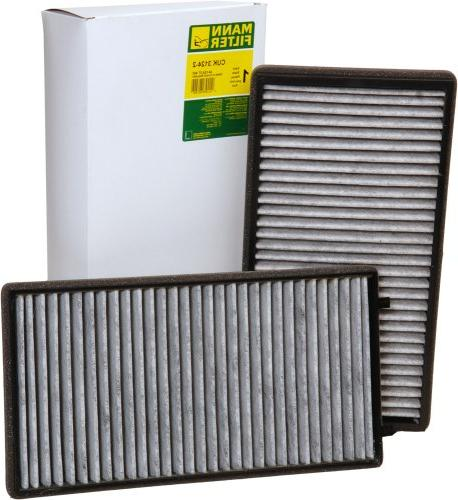 cuk 3124 2 carbon activated cabin filter