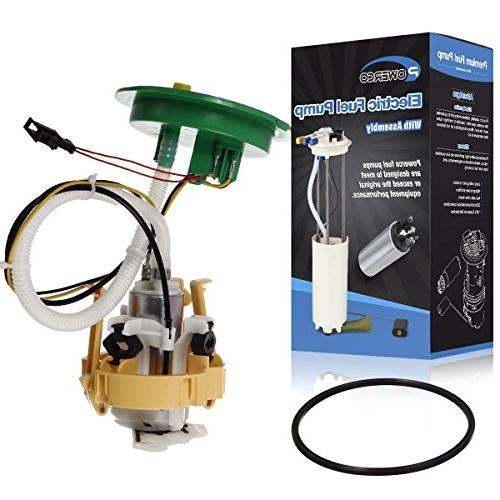 electric fuel pump module assembly replacement