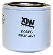 WIX Filters - 33390 Heavy Duty Spin-On Fuel Filter, Pack of