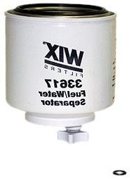 WIX Filters - 33617 Heavy Duty Spin On Fuel Water Separator,