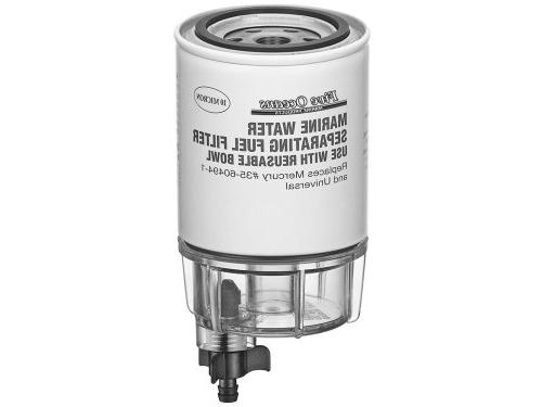 fuel water separator filter replacement