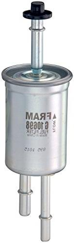 FRAM G10698 In-Line Fuel Filter