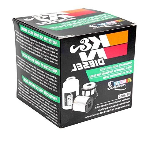 k and n pf 4000 fuel filter
