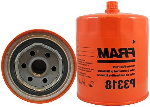 p3318 heavy duty oil and fuel filter