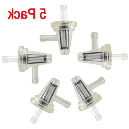 universal fuel filter for kawasaki motorcycle clear