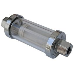 "Marine Universal Inline Fuel Filter for Boat & Car 1/4"" 5/16"
