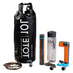 Renovo Water MUV Eclipse Survival Water Filter System - Bloc