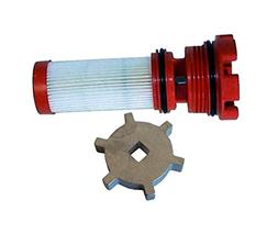 OEM Mercury Marine Outboard Verado Optimax Red Fuel Filter 3