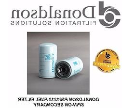 Donaldson P551313 Fuel Filter Replacement for CAT 1R-0750
