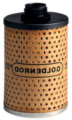 Goldenrod Replacement Fuel Filter Element - Fits Item# 1703