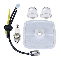 HIPA RePower Kit with Air Filter Spark Plug Primer Bulb for